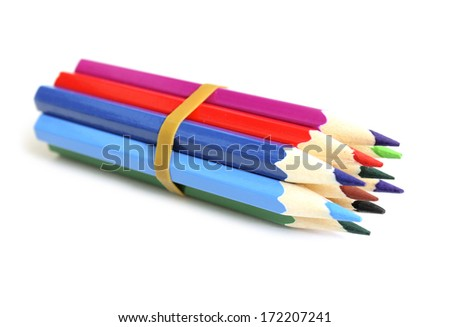 colors pencil
