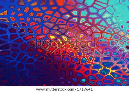 Colour background - stock photo