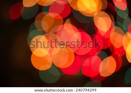 colour lights