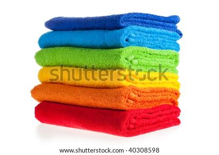 Как вернуть махровым полотенцам былую мягкость