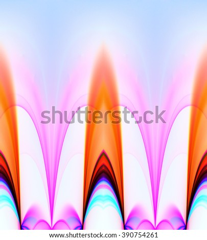 Colourful abstract Laser light Background with space for text or image Pattern It can be used for wallpaper, screen smart phones and computers - stock photo