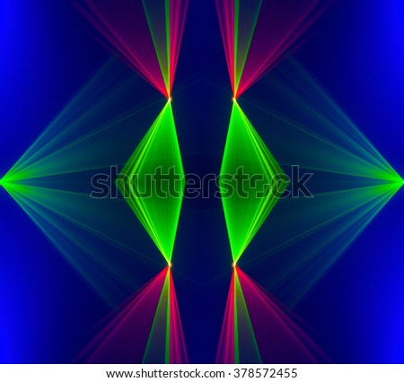 Colourful abstract Laserlight Background with space for text or image Pattern It can be used for wallpaper, screen smart phones and computers