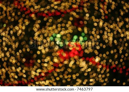 Colourful lightings. - stock photo