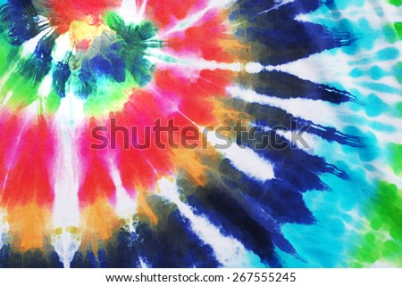 colourful tie dye background.  - stock photo