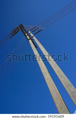 Column electrical