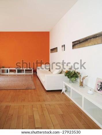 comfortable flat - stock photo