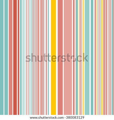 Comic book speed vertical lines background set. Good for banners, covers and stickers. Colorful stripes pink, blue, red.