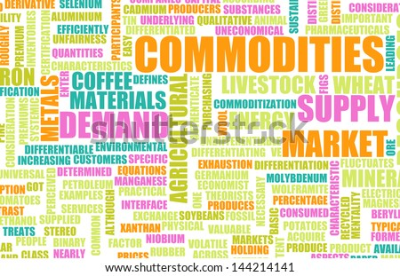 research paper commodity trading