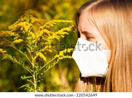 Ragweed Pollen Size Allergy to Ragweed Pollen