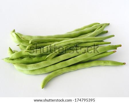 Common Beans - stock photo