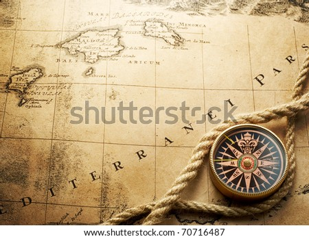 Ship Compass Stock Images Royalty Free Images Amp Vectors