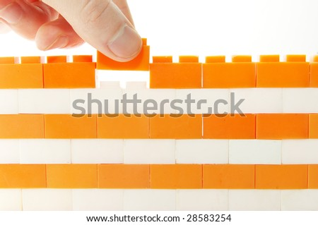 compleeting  wall