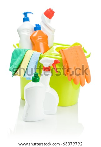 composition of cleaning articles