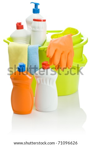 composition of cleaning items