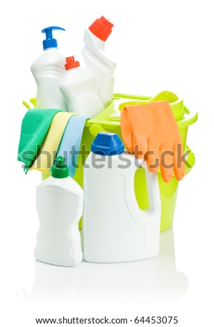 composition of objects for cleaning
