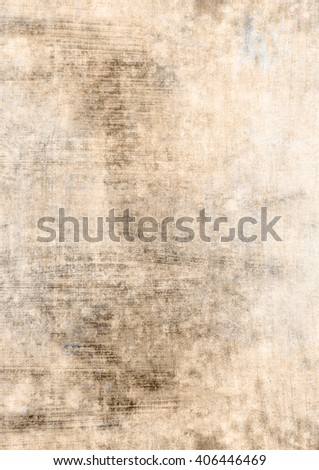 Computer designed impressionist style vintage texture or background. Paper texture - stock photo