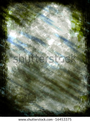 Computer generated abstract illustration background