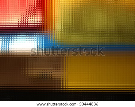 Computer generated image - stock photo