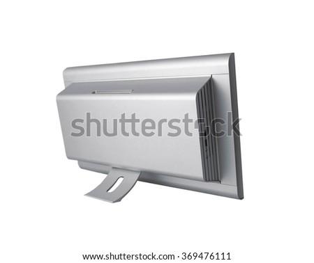 Computer Monitor - stock photo