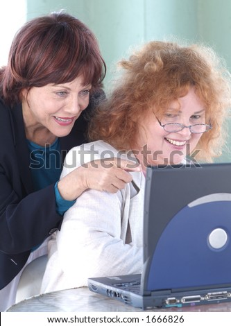 computer users - stock photo