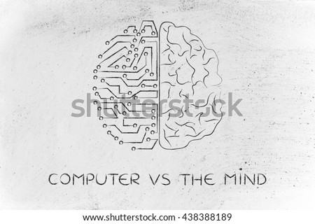 a comparison of the abilities of the computers and the human mind Society has long cherished the ability to think beyond the ordinary  that  computer technology complements—and often enhances—the human mind in  the  the greatest difference between people who are just users of computing  and those.