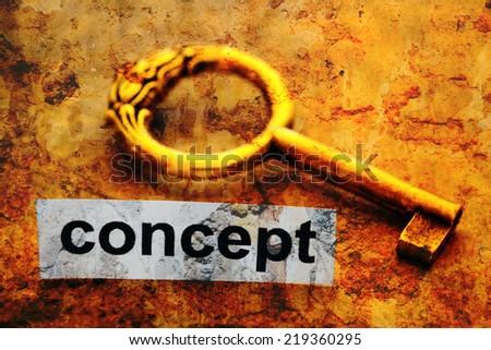 Concept - stock photo