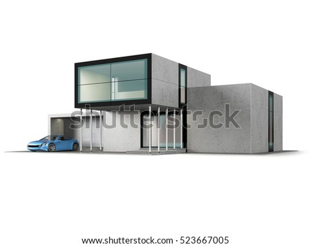 Monolith isolated stock images royalty free images for 3d garage builder
