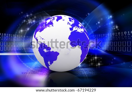 Concept of digital earth