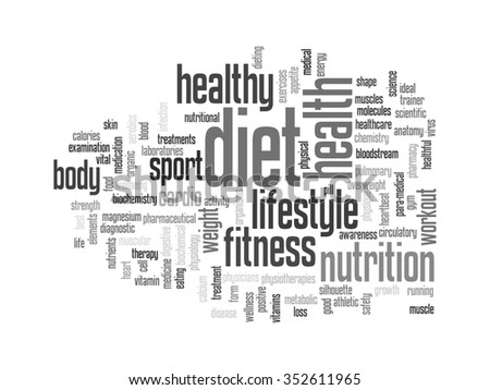 conceptual abstract word fitness - photo #13