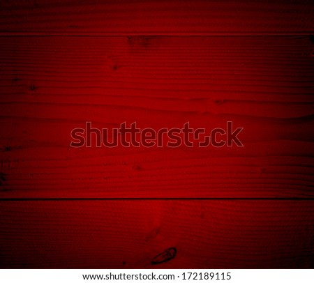 Concept or conceptual red old vintage wooden Christmas or Valentine`s Day plank wood wall background,metaphor to holiday, decorative,celebration,dirty,weathered, grungy,aged,xmas,happy,romantic winter - stock photo