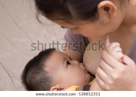 breast milk in non mother