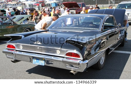 1960 classic car stock photos images pictures shutterstock. Black Bedroom Furniture Sets. Home Design Ideas