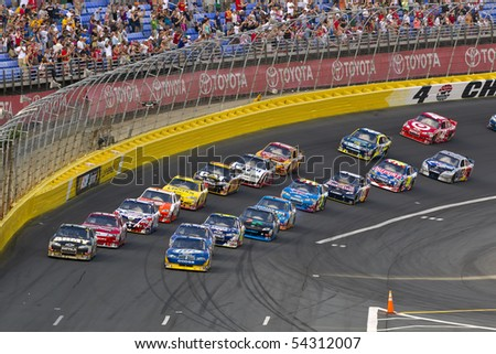 Nascar Track Clip Art Teams take to the track