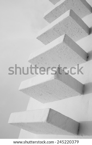 concrete - stock photo