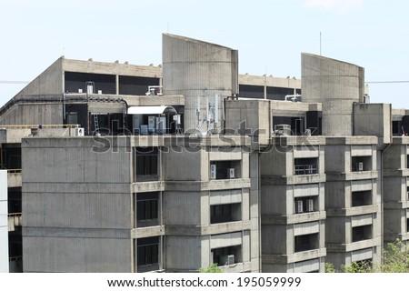Concrete Building Stock Photos, Royalty-Free Images & Vectors ...Concrete building