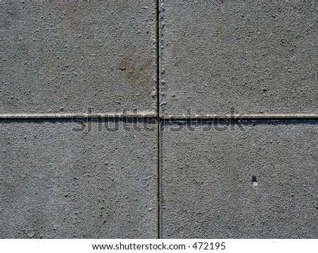 concrete floor for background - stock photo