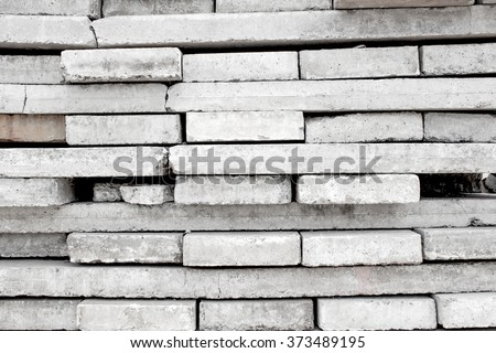 Concrete slab / Concrete stone tile background - stock photo