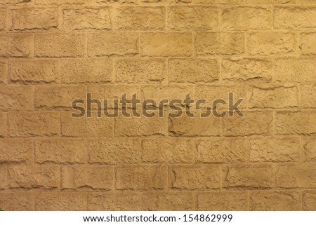 Concrete stamp Pattern for wall finishing.