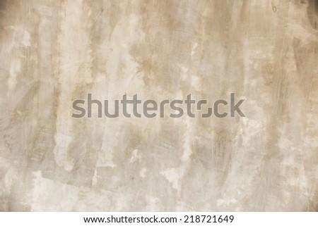 Concrete wall background - stock photo