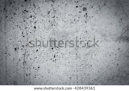 concrete wall background of a building for texture