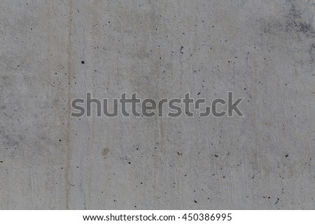 concrete wall background of a building for texture - stock photo