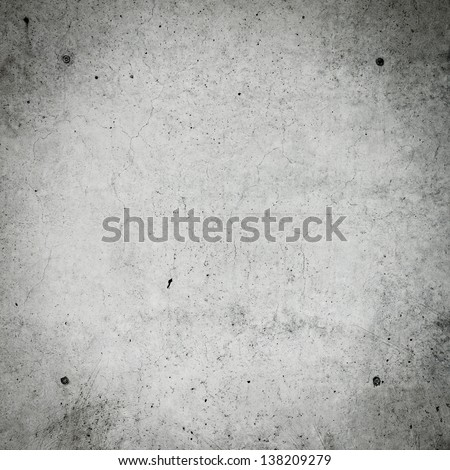 concrete wall background texture for design - stock photo