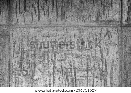 Concrete Wall Background with Texture - stock photo