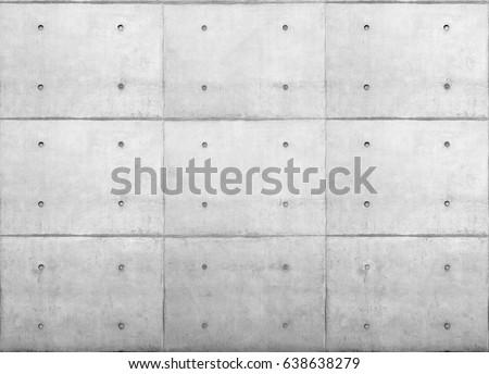 concrete wall   exposed concrete. Concrete Wall Exposed Concrete Stock Photo 649123297   Shutterstock