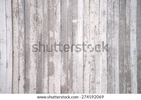 concrete wall for background and texture - stock photo