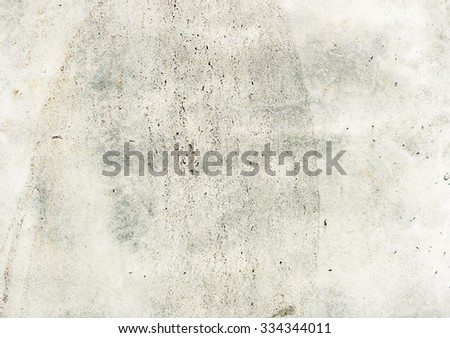 Concrete Wall Scratched Material Background Texture Concept - stock photo