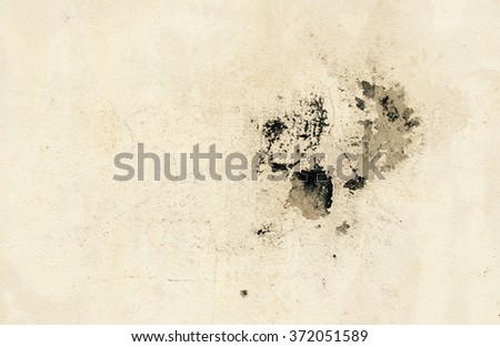 Concrete wall with cracks background.