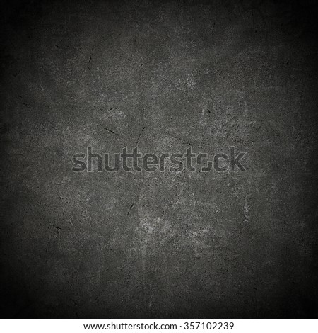 concrete wall with vignette. perfect for use as background. - stock photo