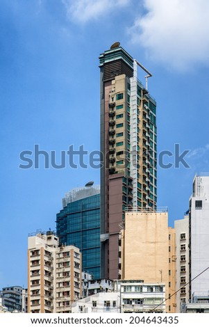 Condominium style - stock photo