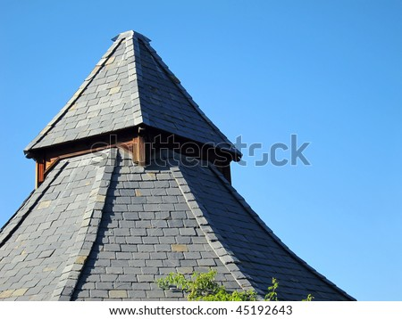 Cone Roof Stock Photos Cone Roof Stock Photography Cone
